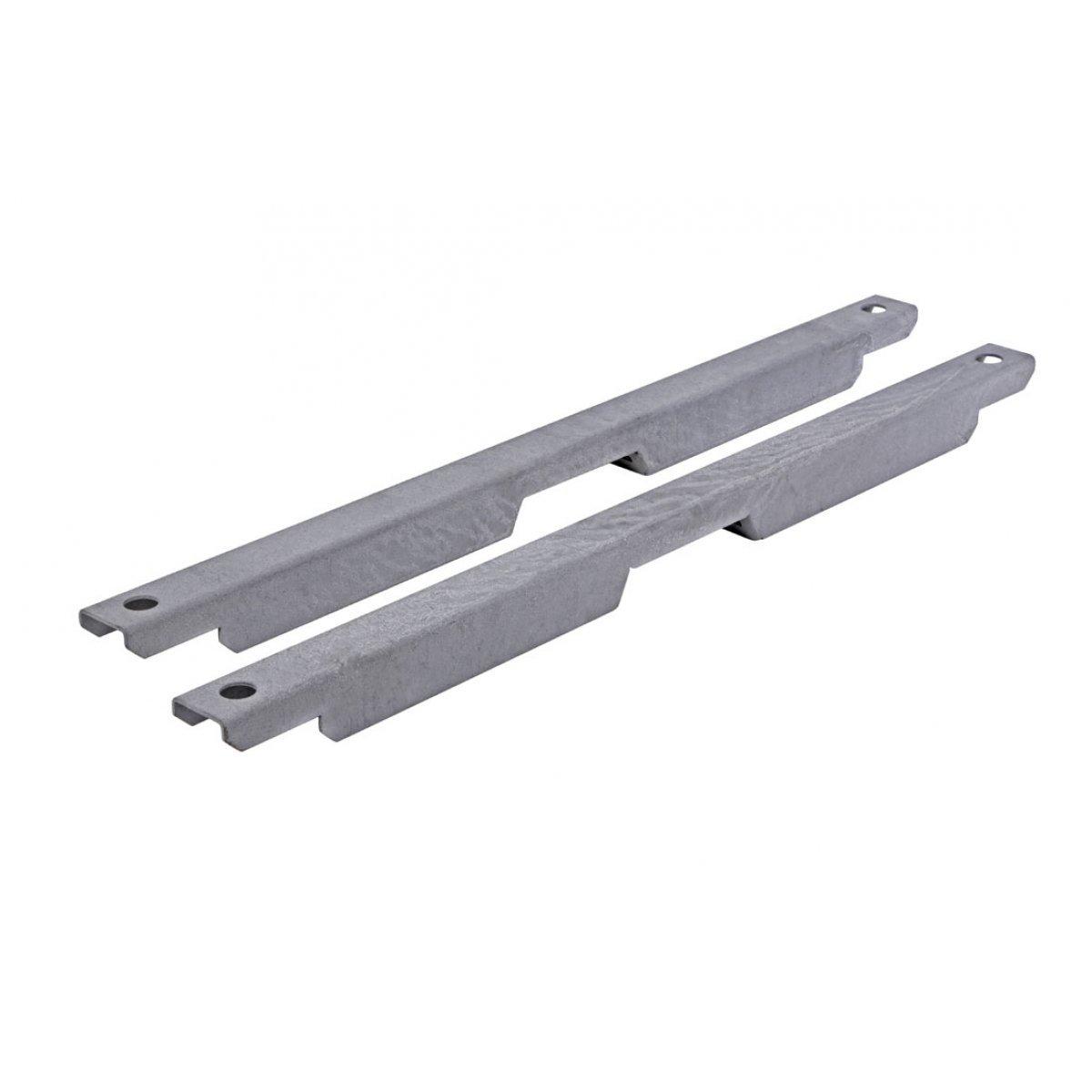 Комплект крепления на столб для шкафа ШКТ-НВ ССД