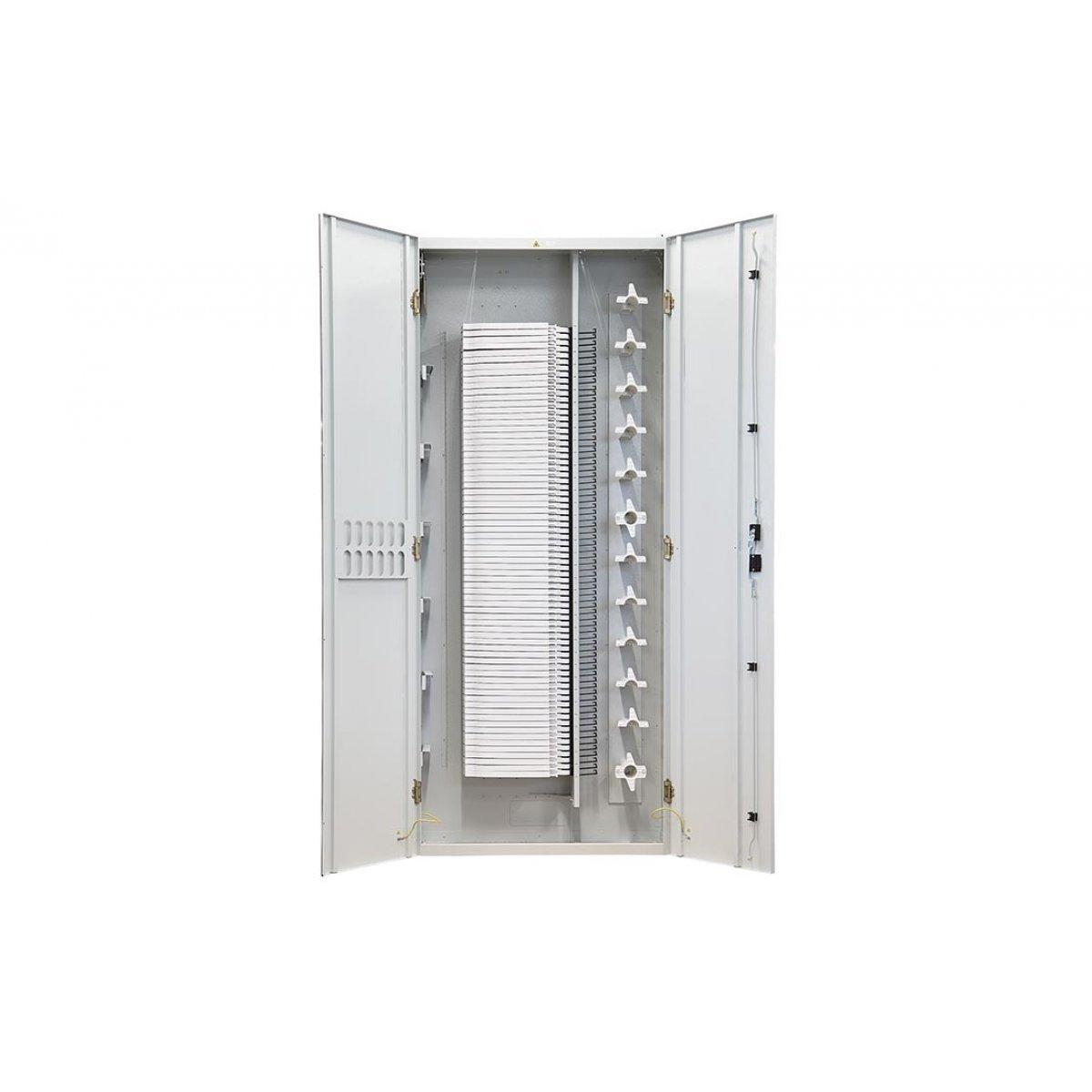 Шкаф с органайзерами 900х300х2200 мм ВОКС-ФП -93 -ОМ ССД
