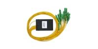 Разветвитель РО-1х16-PLC -SM/2,0 -1,0 м-SC/APC (-40+70С)