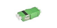 Адаптер (розетка) LC/APC duplex бесфланц.