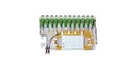 Модуль кроссовый откидной К-32SC-32SC/APC-32SC/APC ССД КПВ