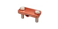 GALMAR GL-11562A — зажим контрольный для соединения токоотводов 'проволока + полоса' (крашенная оцинкованная сталь)
