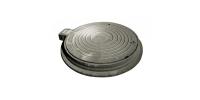 PR08.3516 Кольцо резиновое уплотнительное для двустенной трубы д75 Промрукав